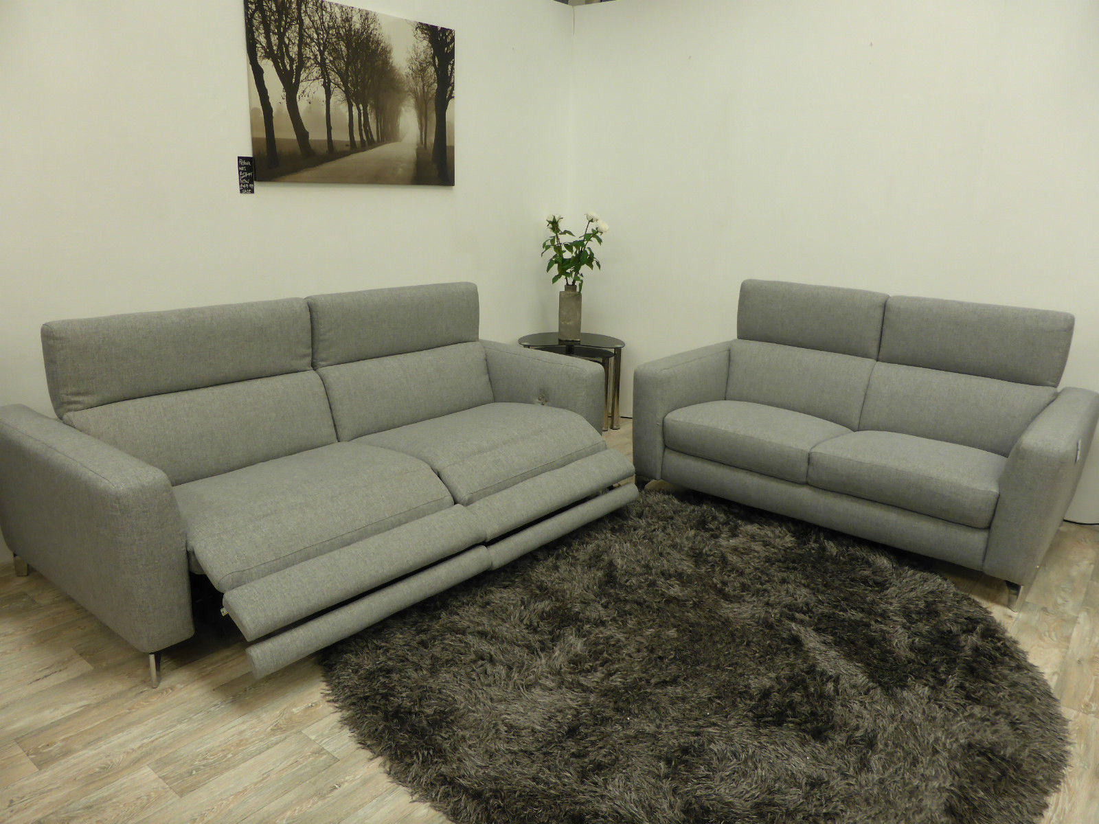 natuzzi italia volo cloth sofa 3 2 seater furnimax brands outlet. Black Bedroom Furniture Sets. Home Design Ideas