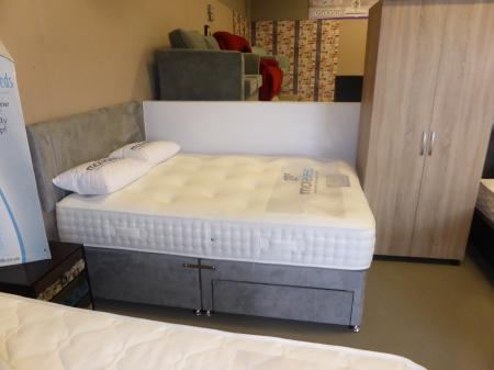 Super Luxury complete double bed set