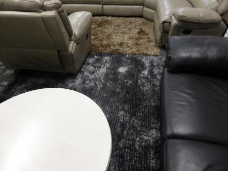 Natuzzi Editions Contemporary Multitone Designer Rug