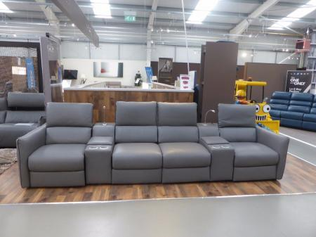 NATUZZI EDITIONS  CINEMA SOFA LATEST MODEL