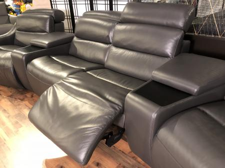 La-Z-Boy Prototype Kino Electric Reclining Cinema Sofa
