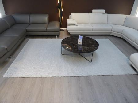 Natuzzi Italia Ottavio Rug R861-Light Grey