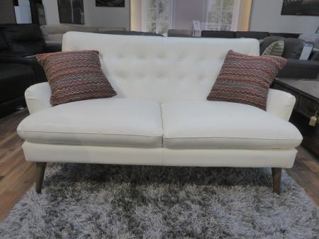 Mizzoni Italia Leather slim & modern 3 & 2 seater