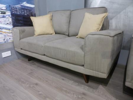 Piacenza Modern wearing fabric 3 seater and 2 seater sofa