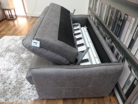 Private Label Dream Modern 3 Seater With One Hand Fold Out Sofabed