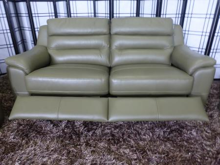 Francis Manual Recliner 3 Seater & 2 Power Reclining Chairs