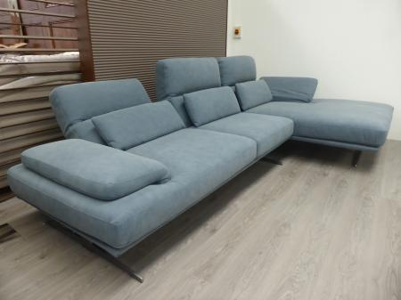 Franco Ferri Italia Paris Right Hand Chaise Sofa