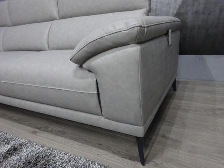 Volante Pantheon family friendly fabric corner sofa