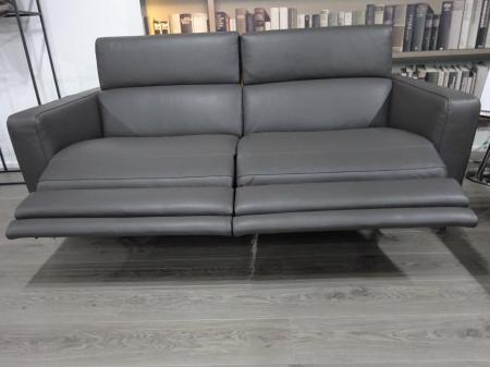 Franco Ferri Italia Venito Power Reclining 3 seat with static 2 seater