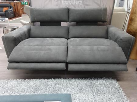 Franco Ferri Italia Tuscany 3 Seater Power Recliner & Static Chair