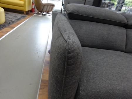 Natuzzi Paradiso power reclining 3 seater & static 2 seater