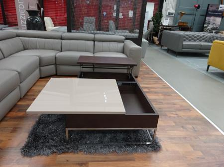 Natuzzi Alberobello Gloss Coffee table with storage