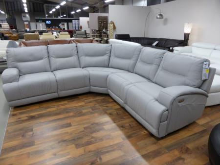 Venice Electric Reclining Corner Sofa Furnimax Brands Outlet