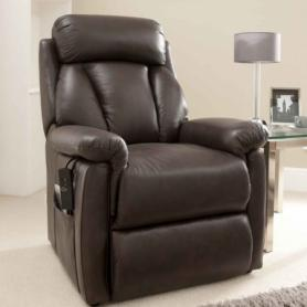 La-z-Boy Georgia power lift and rise recliner chair