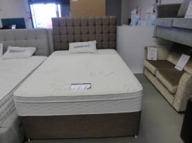 Luxury Memory 1500 Series Complete bed Set