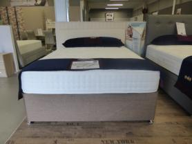 Luxury 1000 POCKET & MEMORY FOAM COMPLETE DOUBLE BED SET