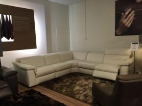 Natuzzi Edition Sensor B760 Electric arm to arm corner sofa
