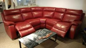 LA-Z-BOY ZARA POWER RECLINING CORNER SOFA
