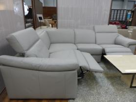 Natuzzi Edition Sensor B760 Power Reclining corner sofa