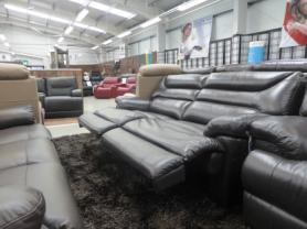 LAZY BOY 3 SEATER POWER SOFA