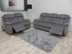 Georgina modern excellent High quality fabric 3 & 2 seater all power