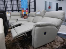 LAZY BOY JACKSONVILLE  3 & 2 SEATER POWER RECLINERS PLUS  CHAIR