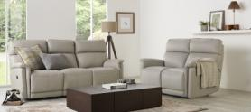 LAZY BOY JACKSONVILLE  3 & 2 SEATER POWER RECLINERS