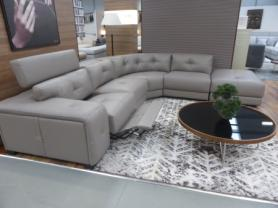 ESTRO MILANO LOUNGE 2 ITALIAN HAND MADE MODULAR ELECTRIC RECLINER SOFA