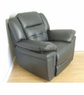 La-Z-Boy Nashville Electric Recliner black Leather