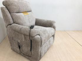 Mizzoni Italia Power Rise and Recliner chair-fabric