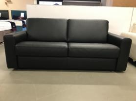 SIENA LUXURY LEATHER SOFA BED