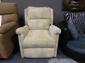 MIZZONI FABRIC RISE AND RECLINE CHAIR
