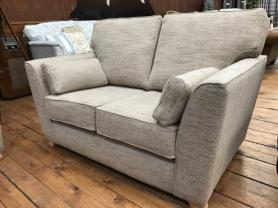 2 seater fabric Duchess high quality sofa set by Gilcres