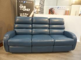 La-z-Boy Albany new model twin Action three seater recline sofa
