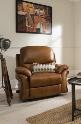 la-z-boy originals Savannah manual recliner chair