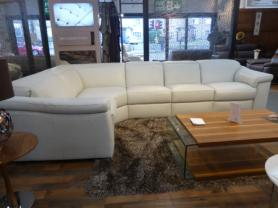 Natuzzi Editions Michelle B760 Sensor power reclining sofa
