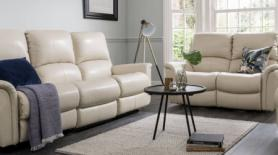 La-Z-Boy Originals Kennedy 3 Seater & 2 Seater Power Recliners