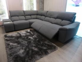Amore Lifestyle Studio Electric Reclining Corner Sofa