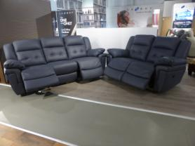 La-Z-Boy Nashville 3 Seater & 2 Seater Power Recliners
