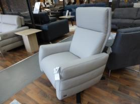 NATUZZI ITALIA IDRA 2958 POWER TWIN MOTOR BATTERY CHAIR RECLINER