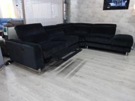 Florence Modern Power Reclining Corner Sofa