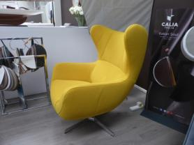 Neo Modern Swivel Feature chair