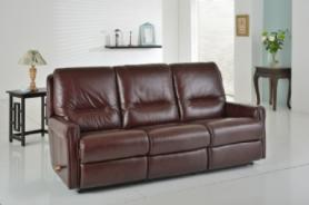 La Z Boy Vegas 3 Seater Handle Recliner