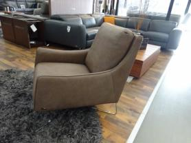 Natuzzi Feature chair in beautiful high grade leather