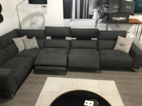 Franco Ferri Italia Tuscany Power reclining corner sofa