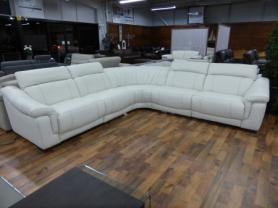 Bianco Large Sofa 5 Piece Corner Group