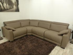 New Trend Eridano Power Reclining Corner Sofa