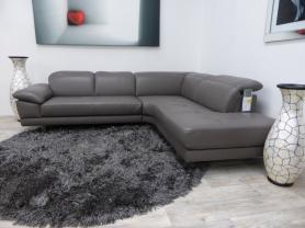 Leather Editions Metropolitan Corner Sofa