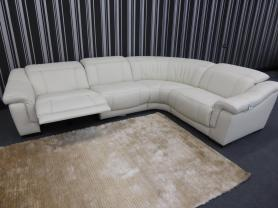 Bianco 4 Piece Sofa Corner Group