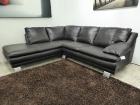 Exclusive Italian Vicenza Chaise Corner Group
